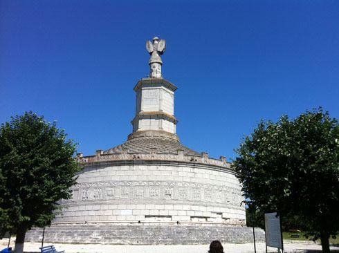 Adamclisi, monumentul uitat