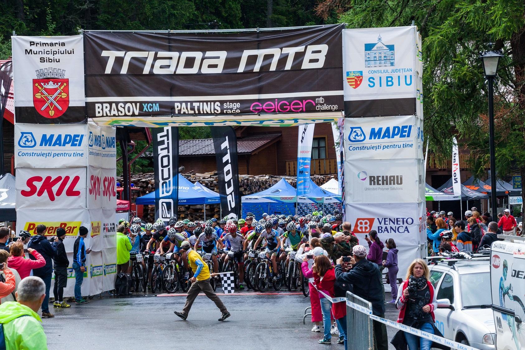Ciclism: Concurs XCO la Păltiniş, inclus în calendarul UCI