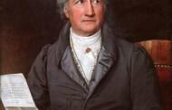 28 august 1749 - S-a născut  Johann Wolfgang von Goethe