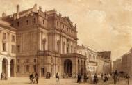 3 august 1778 - Se deschide Scala din Milano
