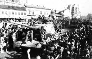 31 august 1944 - Trupele sovietice pătrund în Bucureşti