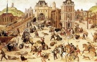 24 august 1572 - Noaptea Sf. Bartolomeu