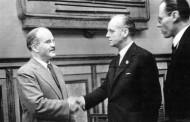 23 augst 1939 - Semnarea Pactului Ribbentrop - Molotov