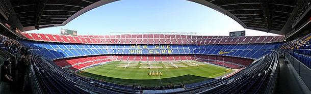 24 septembrie 1957 - Inaugurarea stadionului Camp Nou