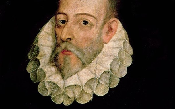 29 septembrie 1547 - S-a născut scriitorul Miguel de Cervantes