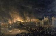 2 septembrie 1666 - marele incendiu al Londrei