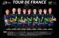 Movistar în Turul Franţei: Totul pentru Nairo Quintana