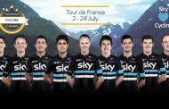 Turul Franţei 2016: Echipă puternică în sprijinul lui Chris Froome
