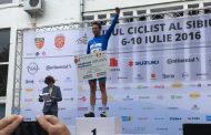 Daniel Crista vrea să fie cel mai bun sprinter al Turului Sibiului