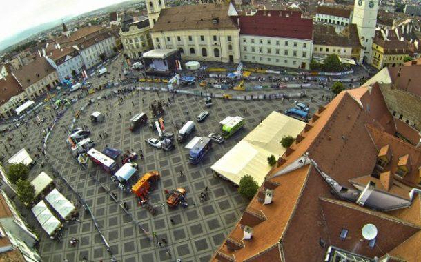 Turul Ciclist Sibiului 2019, în faţa startului