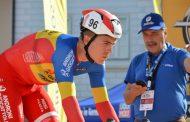 Serghei Ţvetcov câştigă prologul Redlands Bicycle Classic