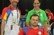 Tenis de masă: Bobi Simion s-a oprit în sferturile turneului de la Jocurile Paralimpice