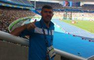 Florin Cojoc: M-am simţit extraordinar în concursul de la Rio