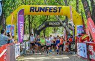 Pădurea Căldăruşani, cucerită de alergători la RACE TO NATURE