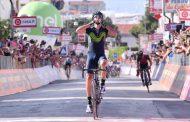 Ciclism - Turul Italiei: Gorka Izagirre câştigă la Peschici