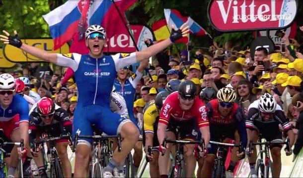 Turul Franţei 2017: Marcel Kittel, al zecelea succes de etapă