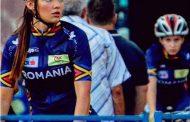 Ciclism - Karina Kubat: Sunt mândră de medalia obţinută