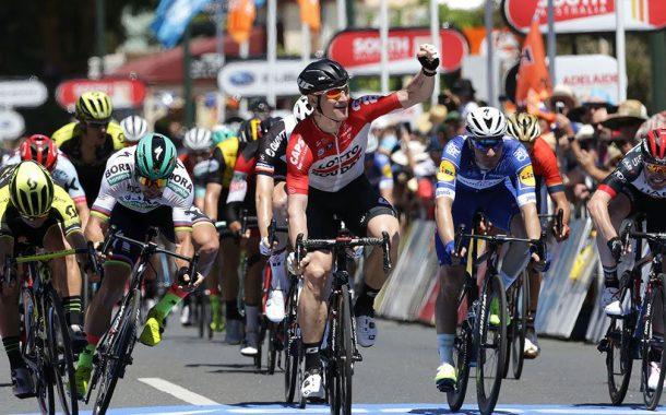 Ciclism: Andre Greipel câştiga prima etapă din Turul Down Under 2018