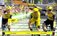 Jumbo Visma, a doua victorie în Turul Franţei 2019